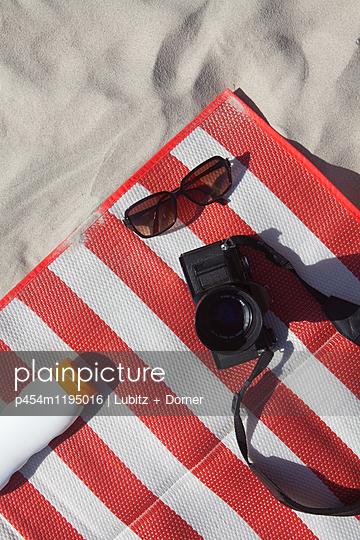 Der gute alte Urlaub - p454m1195016 von Lubitz + Dorner