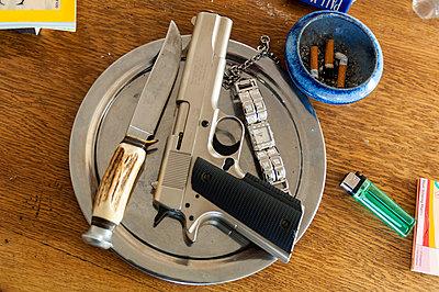 Pistol - p427m2089848 by R. Mohr