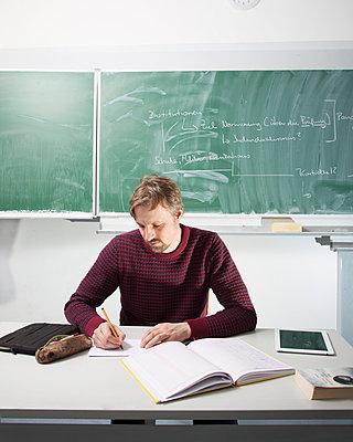 Lehrer - p1222m1031194 von Jérome Gerull