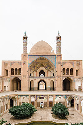 Mosque and Madrasa of Agha Bozorg - p798m1044489 by Florian Loebermann