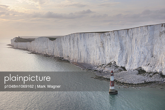 Beachy Head - p1048m1069162 by Mark Wagner