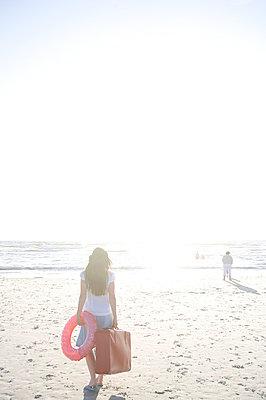 Sommerurlaub am Meer - p4540433 von Lubitz + Dorner