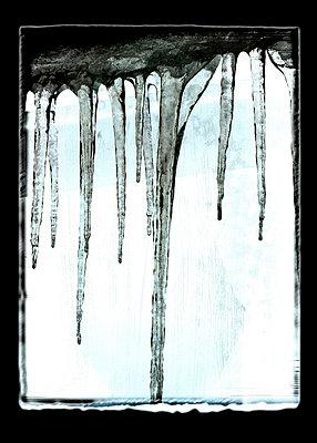 Eiszapf - p9790427 von Weber-Decker