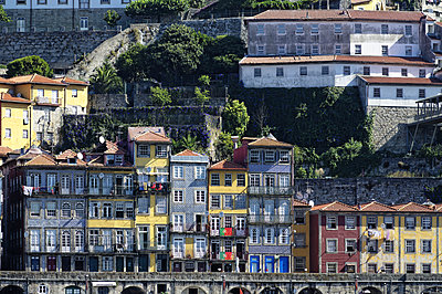 Porto, City view - p1041m2090478 by Franckaparis