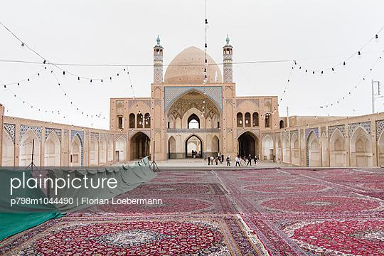 Moschee und Madrasa von Agha Bozorg - p798m1044490 von Florian Löbermann