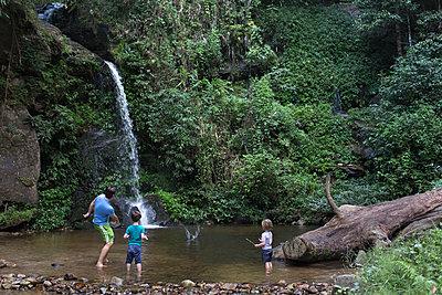 Thailand Familienurlaub - p1308m1539499 von felice douglas