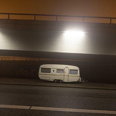 Caravan - p676m954043 by Rupert Warren