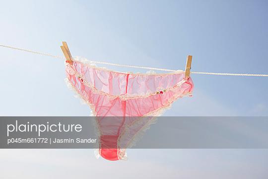 Dessous - p045m661772 by Jasmin Sander