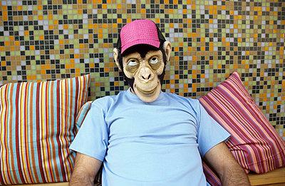 Masked - p0451431 by Jasmin Sander