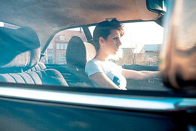 Driving  - p1076m832247 by TOBSN