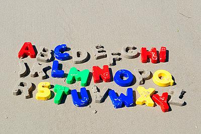 ABC - p451m822965 von Anja Weber-Decker