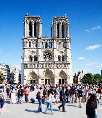 Notre-Dame - p606m1208221 von Iris Friedrich