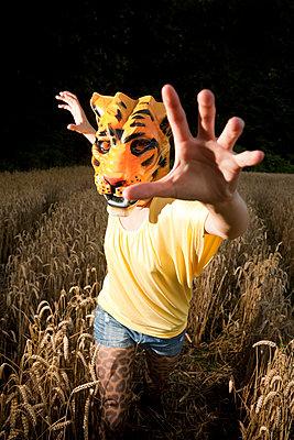 Gefährlicher Tiger - p1050882 von André Schuster