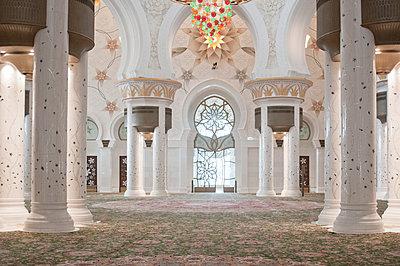 Scheich Zayed Moschee - p1273m1467593 von melanka