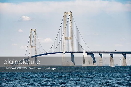 Storebæltsbroen, Great Belt, Denmark - p1463m2292035 by Wolfgang Simlinger