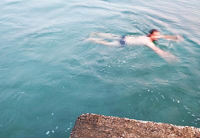 Schwimmen im Meer - p1229m2099108 von noa-mar