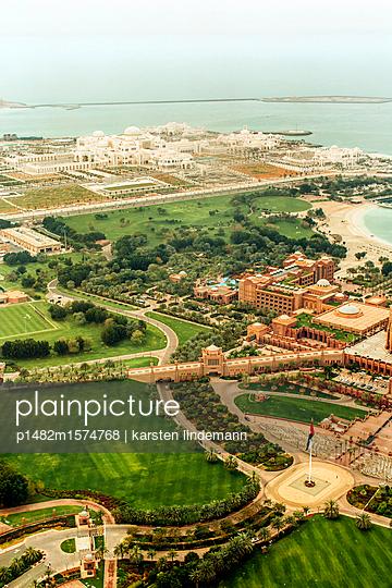 Abu Dhabi - p1482m1574768 von karsten lindemann