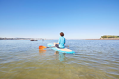 Stand up Paddle - p464m1538772 von Elektrons 08