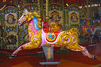 merry-go-round - p885m856942 by Oliver Brenneisen