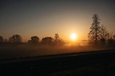 Sunset - p1477m2038931 by rainandsalt