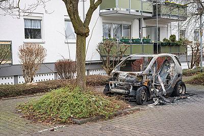 Abgebrannt - p305m1000419 von Dirk Morla