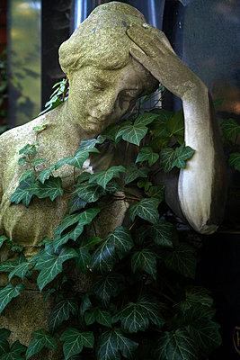 Friedhofsstatue - p3300272 von Harald Braun