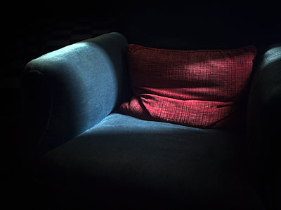 Armchair with sofa cushion - p945m2157558 by aurelia frey
