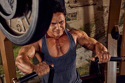 Bodybuilding - p1200m1161360 von Carsten Görling