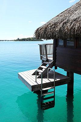 Holiday resort - p0453044 by Jasmin Sander