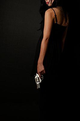 Gefährliche Frau - p3300295 von Harald Braun