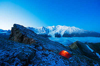 Mont Blanc (4810m) - p652m807662 by Christian Kober