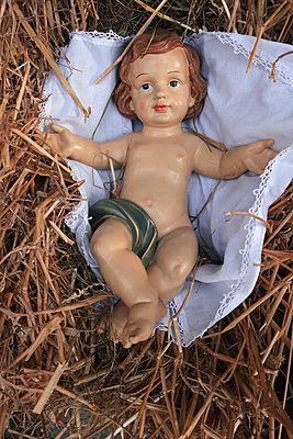 Weihnachtskrippe - p450m2295172 von Hanka Steidle
