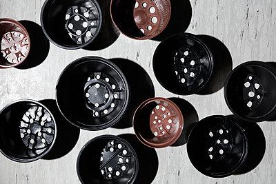 Blumentöpfe - p1149m1133282 von Yvonne Röder