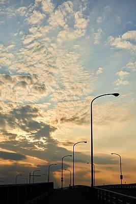 Evening Glow - p307m2224546 by Yohei Osada