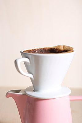 Filterkaffee - p454m1492470 von Lubitz + Dorner