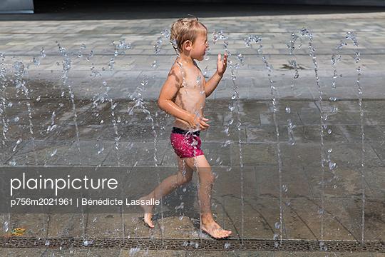 Refreshment - p756m2021961 by Bénédicte Lassalle
