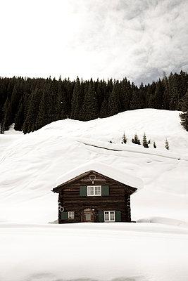 Ski Lodge - p2480626 by BY