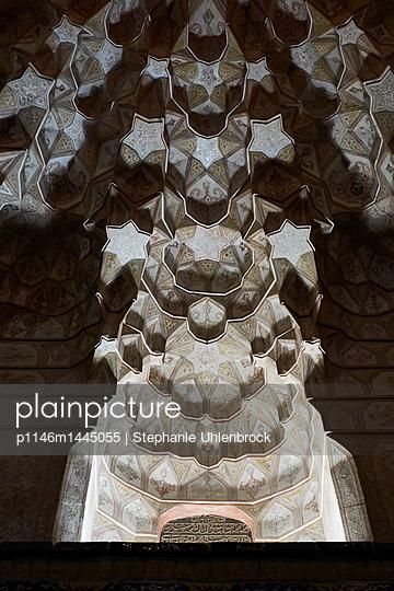 Baukunst Iran - p1146m1445055 von Stephanie Uhlenbrock