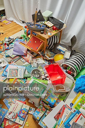Child's room - p250m2257806 by Christian Diehl