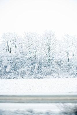 Winterlandschaft - p2686954 von Christof Mattes