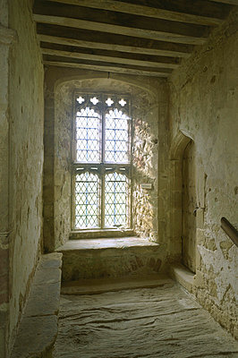 Cleeve Abbey. The lobby outside the refectory. - p8551729 by Jonathan Bailey