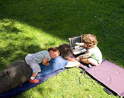 Pause - p1231m1041951 von Iris Loonen