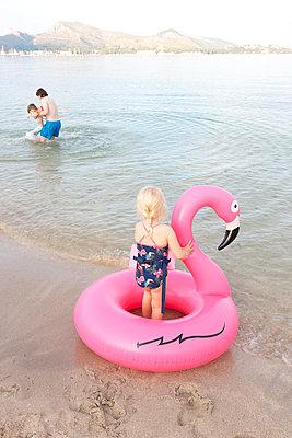 Kinderurlaub - p454m1531894 von Lubitz + Dorner