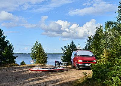 Camping am See - p1124m1165537 von Willing-Holtz