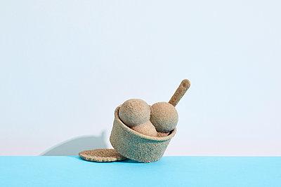 Sand_Eisbecher - p1378m1497216 von Volker Lammers