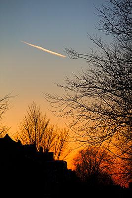 Evening sky - p226m1516531 by Sven Görlich