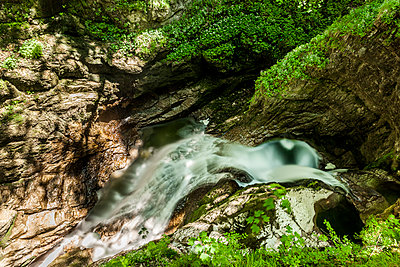 Mountain stream - p248m1030777 by BY
