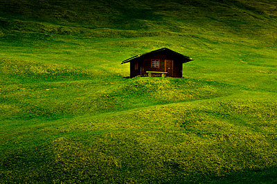 Small hut - p248m669084 by BY