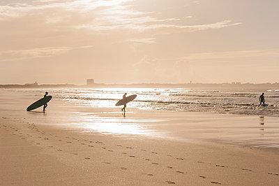 Surfbucht Baleal - p299m892796 von Silke Heyer