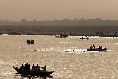 Ganges; India - p910m763761 by Philippe Lesprit